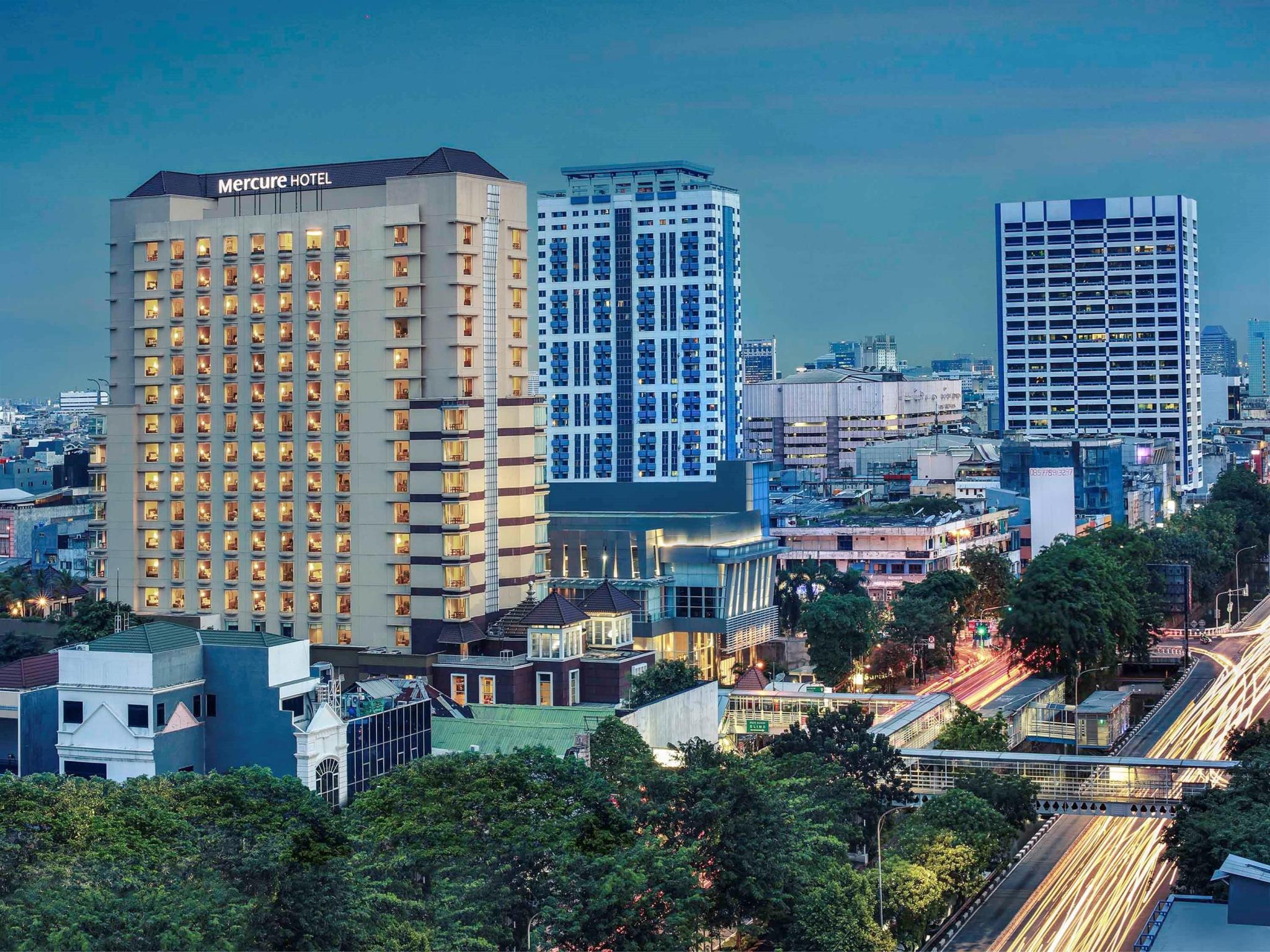 Hotel Mercure Hayam Wuruk Jakarta