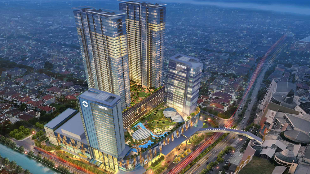 One Galaxy Apartment Surabaya