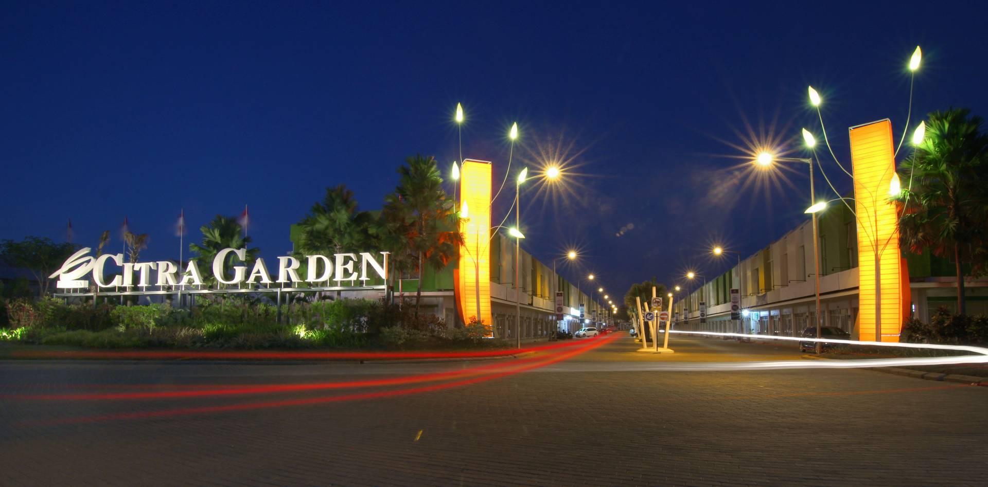 Perumahan Citra Garden Bowa Makassar
